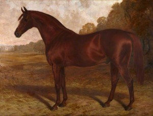 Painting of Hermit