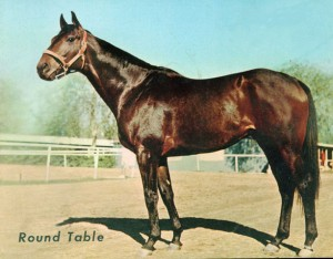 Round Table was the first million dollar winner to sire a million dollar winner